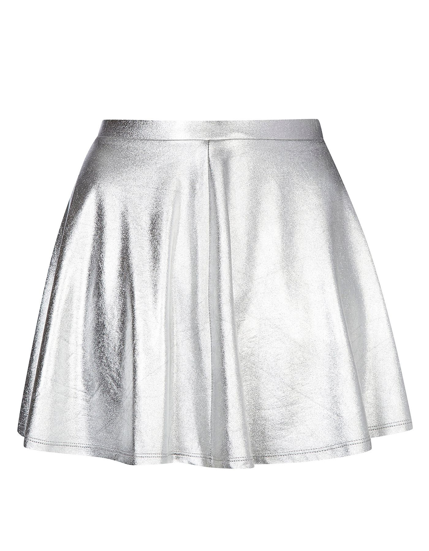 save off newest style fashionable patterns G21 Talent Metallic Skater Skirt | Women | George at ASDA ...