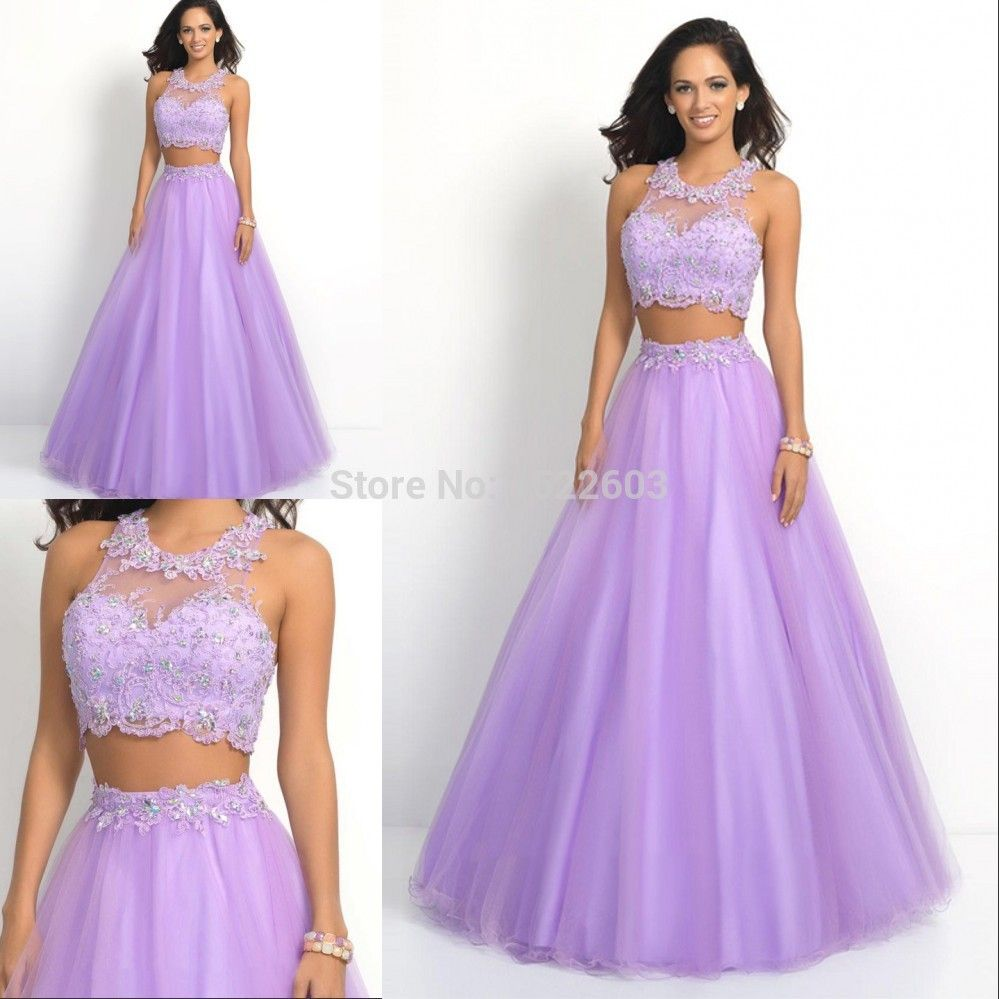 Decoração de Casamento Lilás | Vestidos de noche púrpura, Las lilas ...