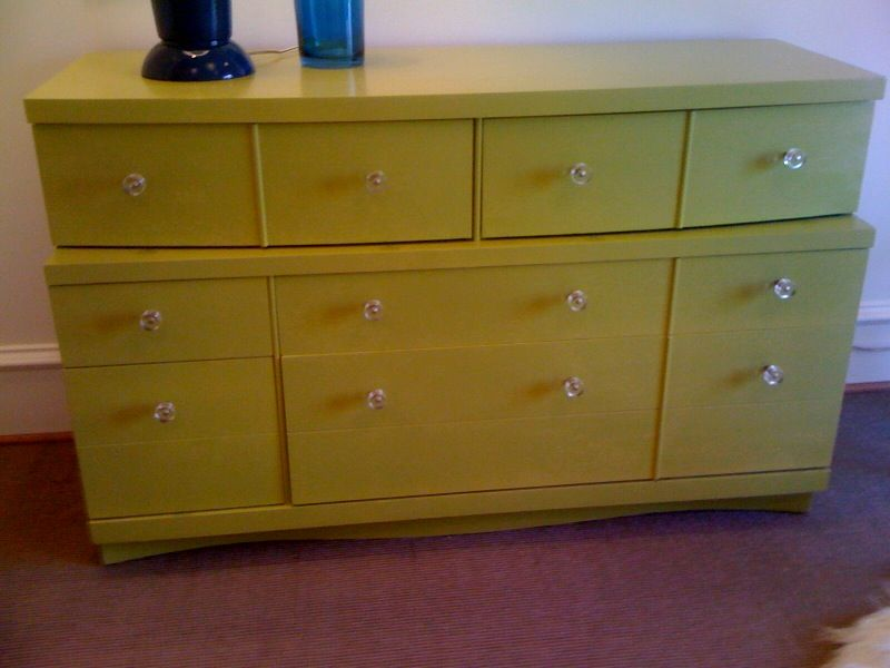 Love This 1950s Dresser Diy Dresser Yellow Furniture Furniture Makeover