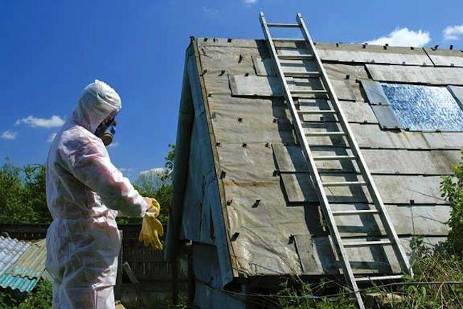 My House Contains Asbestos Now What Asbestos Removal Asbestos Asbestos Siding