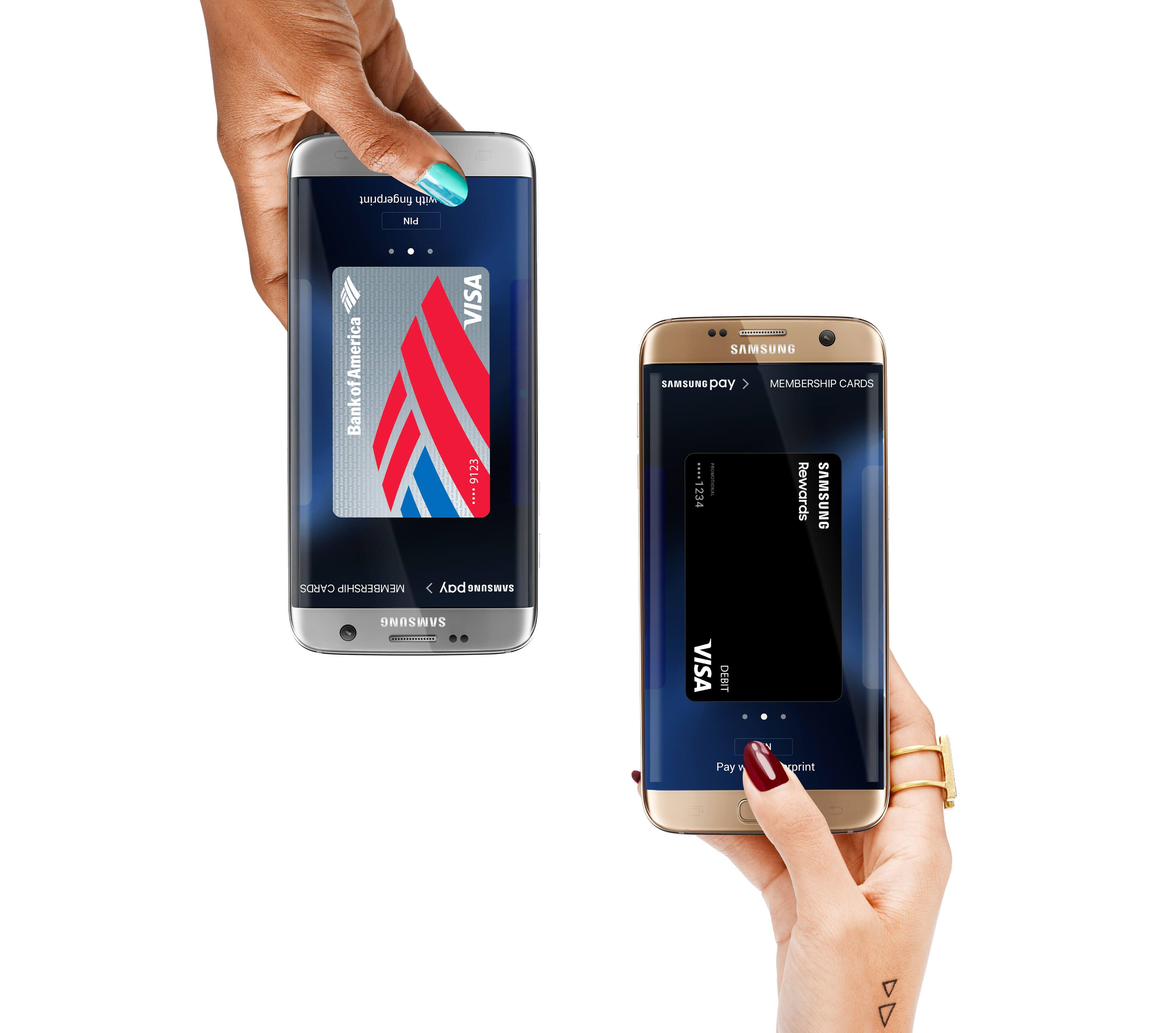 Samsung Pay Gets High Five Referral Rewards Digital