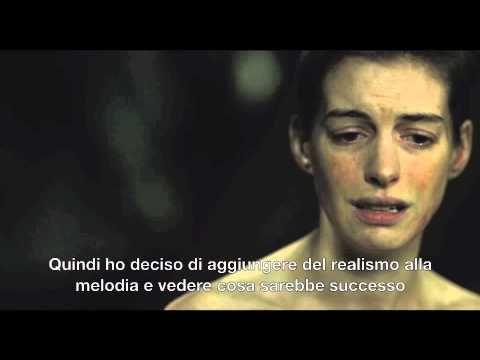 Anne Hathaway Parla Di I Dreamed A Dream Anne Hathaway Les