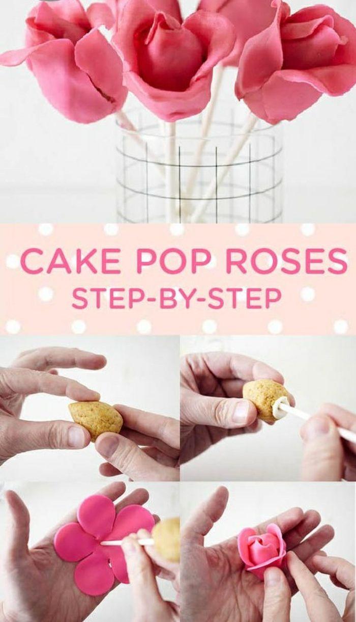 1001 ideen und beispiele f r cake pops rezepte cake kuchen fondant und kuchen mit fondant. Black Bedroom Furniture Sets. Home Design Ideas