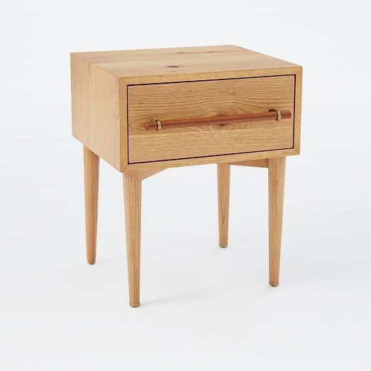 online store 6f754 a36e5 Benson Nightstand - Natural Oak | west elm ...