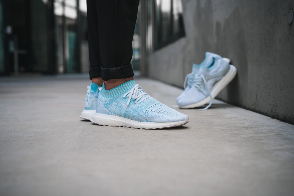adidas ultra boost uncaged parley on feet adidas superstar white and pale pink