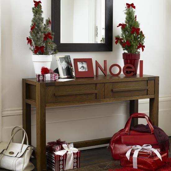 Wunderbar Flur Diele Wohnideen Möbel Dekoration Decoration Living Idea Interiors Home  Corridor   Weihnachten Flur