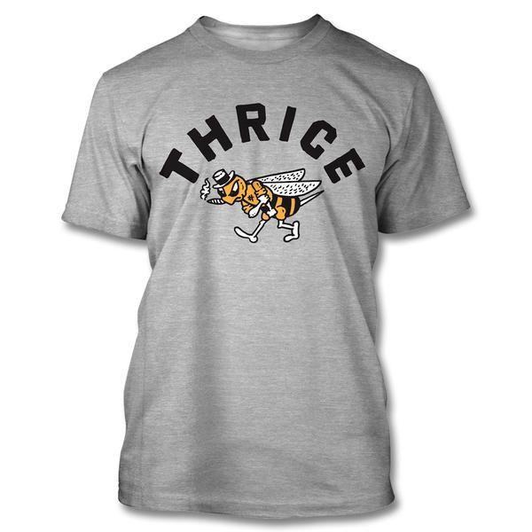 Official Thrice Black Honey T-shirt  5f55d2fff2648
