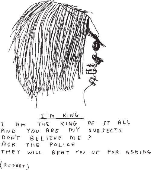 Cosas como éstas - Parte 1 El artista David Shrigley y un puñado de bandas hacen realidad canciones falsas