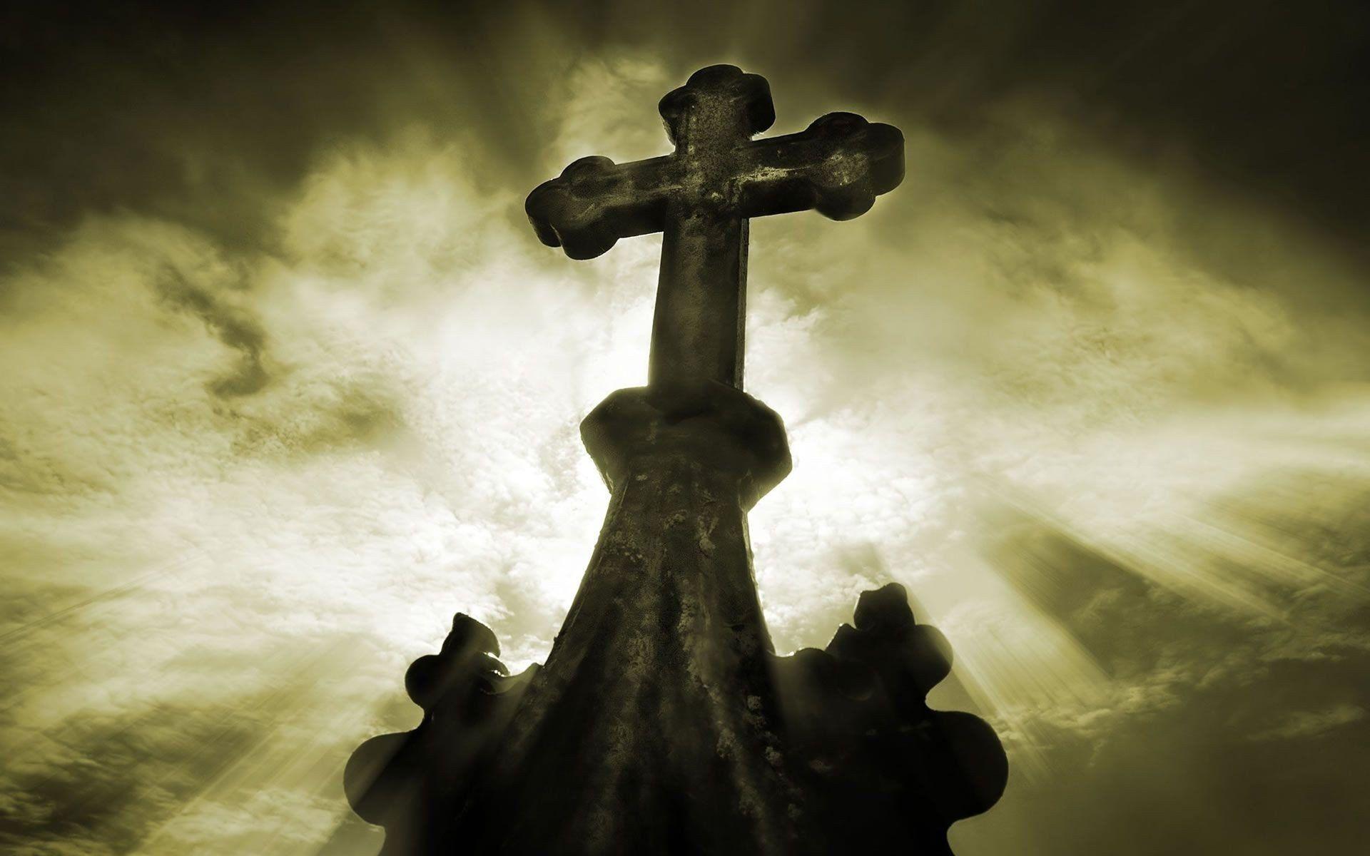 Картинки для телефона фэнтези кресты
