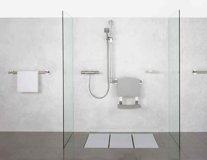 Haltegriffe Mit Zusatzfunktion Barrierefrei Barrierefreies Bauen Und Badezimmer