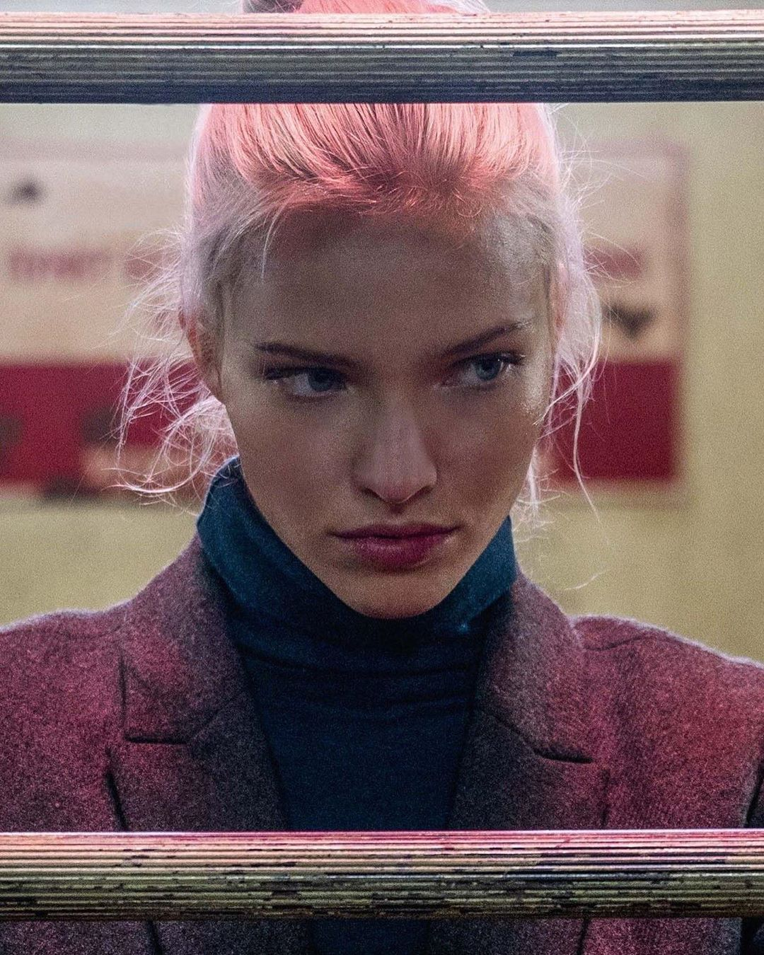 """Photo of Sasha Luss on Instagram: """"@annamovie – I am very happy to read your comments on how much you loved the film! Thank you for all of your support! They are…"""""""