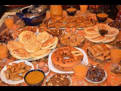 مائدة فطور رمضان رائعة سهلة و اقتصادية و راقية في نفس الوقت Youtube Ramadan Recipes Meals Food