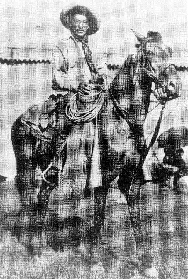 African American Cowboys Of The Old West Click Here To
