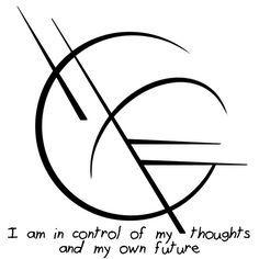 """""""Tengo el control de mis pensamientos y mi propio futuro"""""""