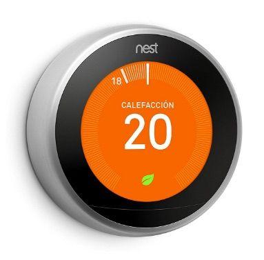 Dónde comprar el termostato Nest y sus cámaras de seguridad en España más baratos: desde el 15 de Febrero de 2017 tenemos las versiones oficiales de sus productos en España.
