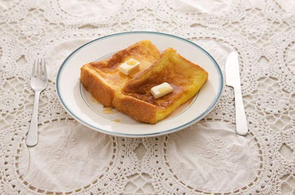 フレンチトースト ひと 晩