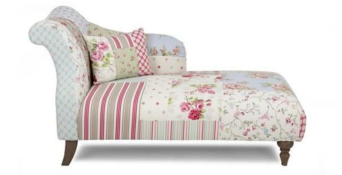 Doll Right Hand Facing Chaise Longue Doll DFS Ireland