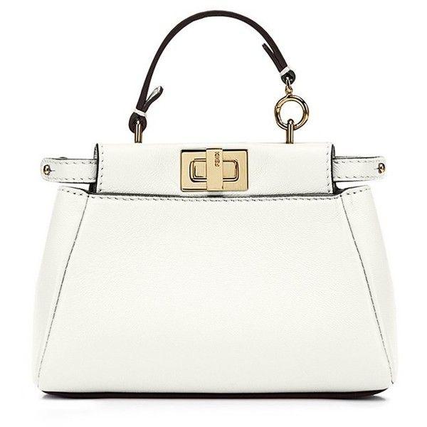 8057a1dbf337 Women s Fendi  Micro Peekaboo  Nappa Leather Bag ( 1
