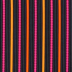 Stripe Z & Dot Z - Black