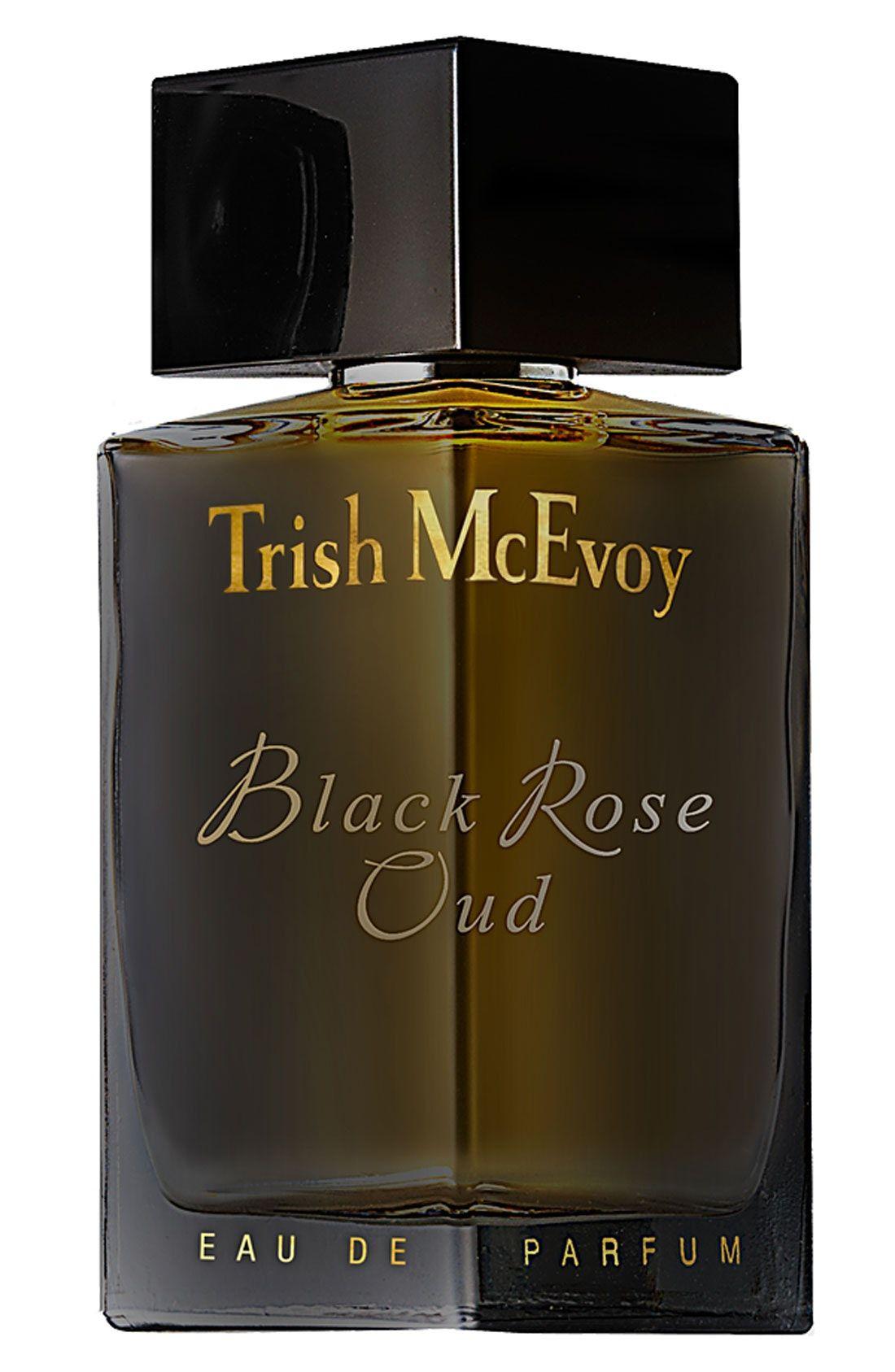 New Trish McEvoy 'Black Rose Oud' Eau de Parfum fashion