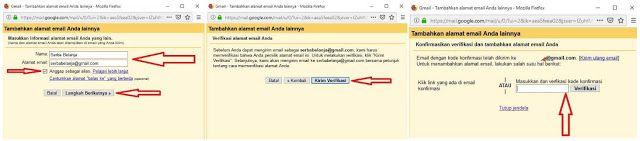 Cara Membuat Email Untuk Belanja Online Dengan Menyamarkan Alamat Email Email Online Belanja Shopping Kerja Internet Belanja Online Belanja Internet