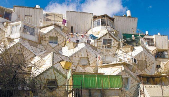 La segunda parte de la entrega de la arquitectura más extraña del mundo.