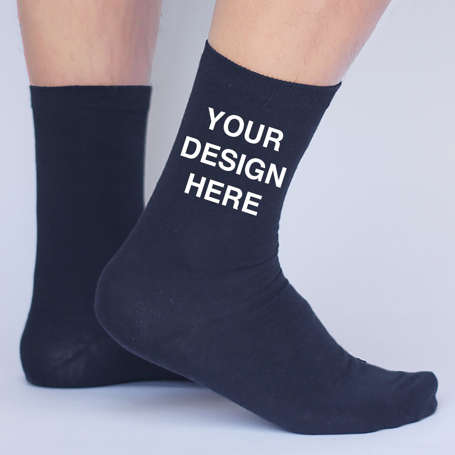 Custom Printed And Personalized Mens Dress Socks Socks For Him Etsy Mens Dress Socks Custom Printed Socks Custom Socks Design [ 1500 x 1500 Pixel ]