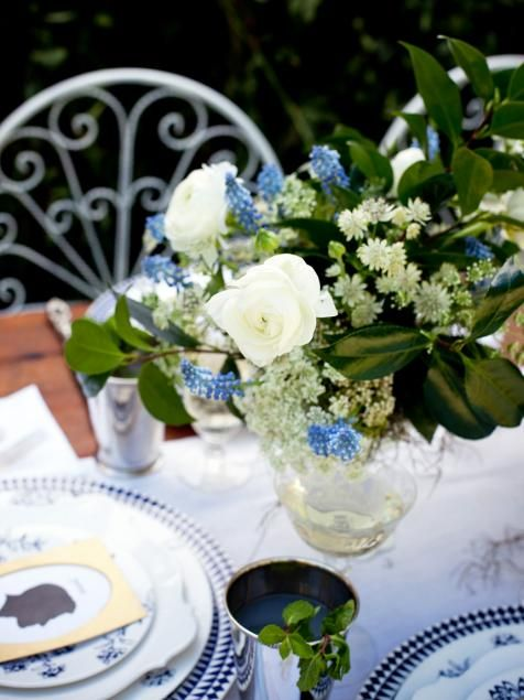 DIY Projects and Ideas for Creating an Old-Fashioned, Southern-Style Wedding | Entertaining - DIY Party Ideas, Recipes, Wedding & Baby Showers | DIY