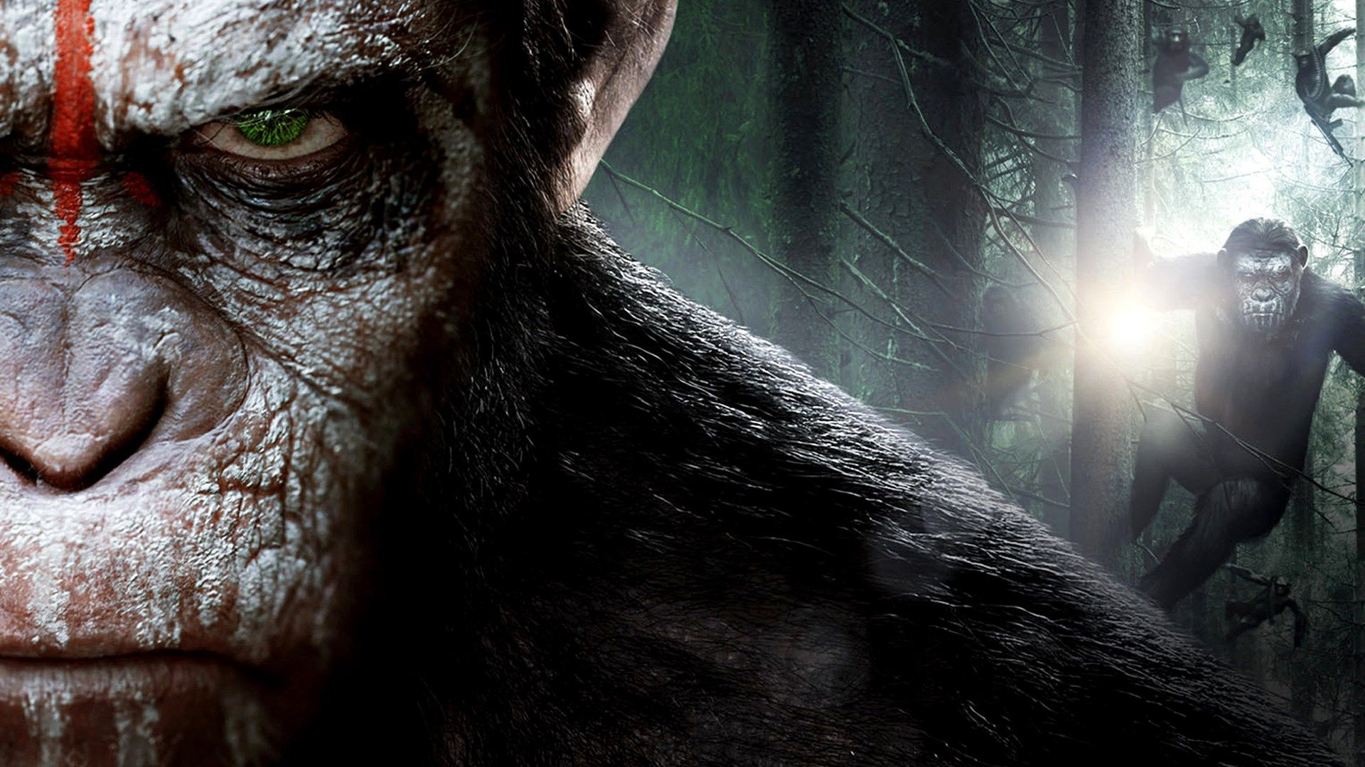 1920x1080 Quality Cool Dawn Of The Planet Of The Apes Dawn Of