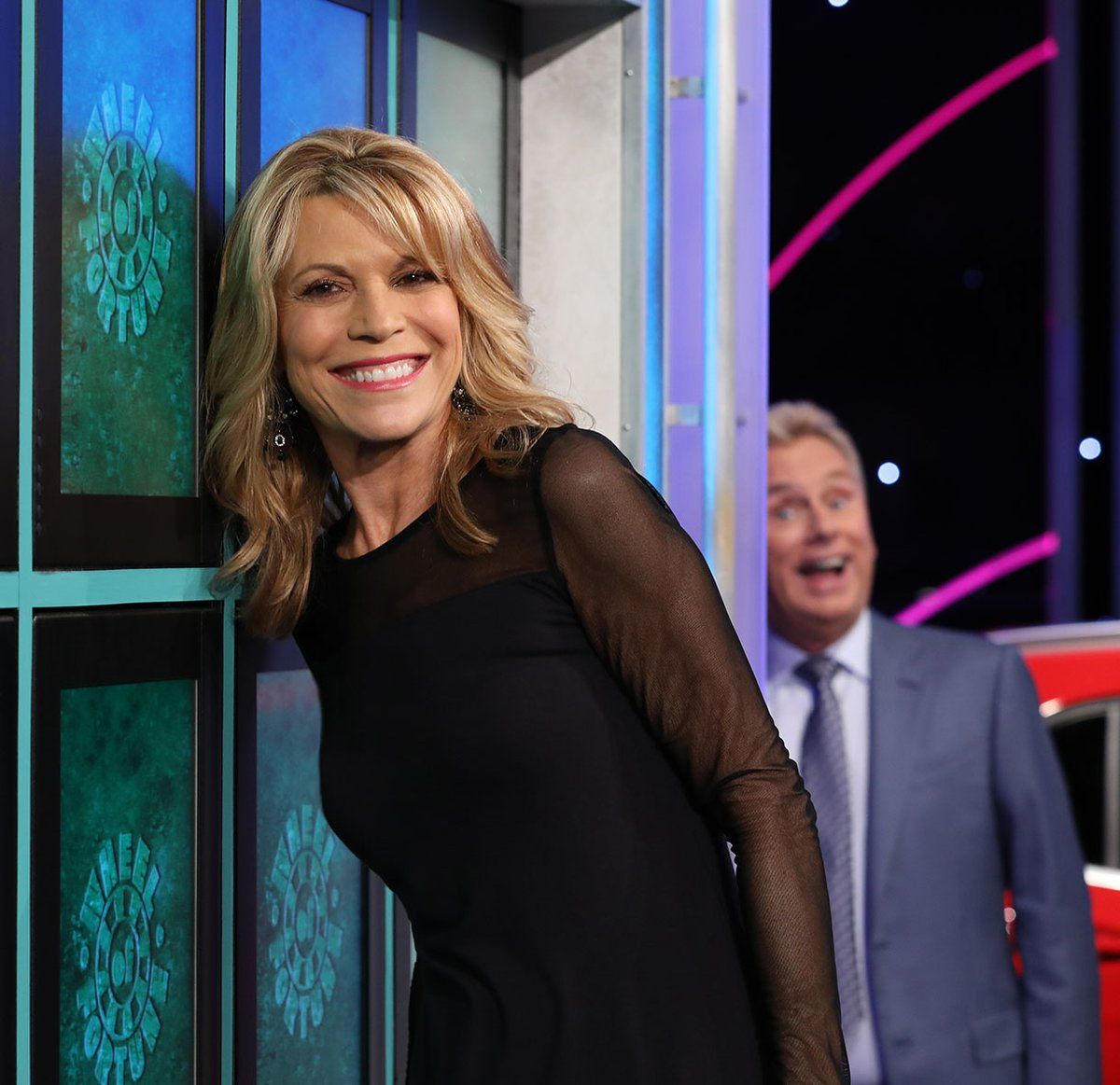 Leaked Vanna White nude (84 foto and video), Topless, Leaked, Twitter, braless 2015