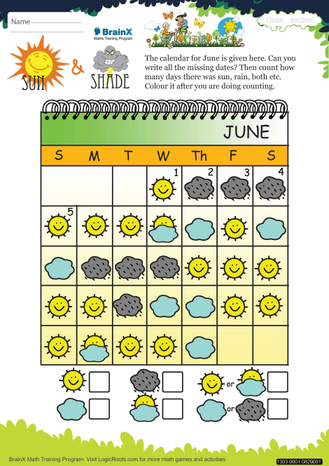 Free math worksheets for kindergarten. Read stories and connect with ...