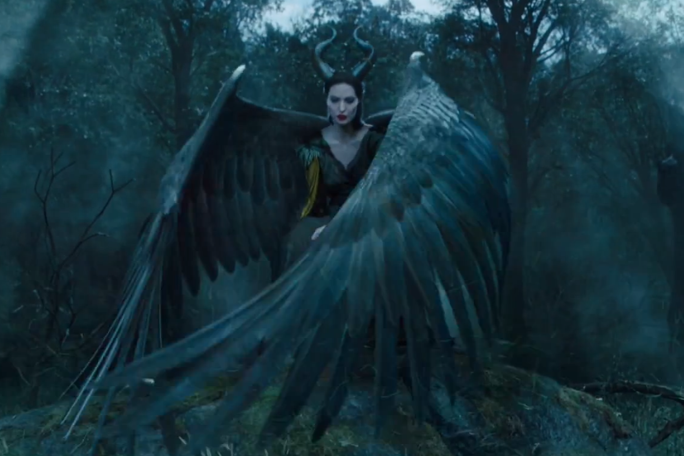 Pin By くり ごはん On マレフィセント Maleficent Wings