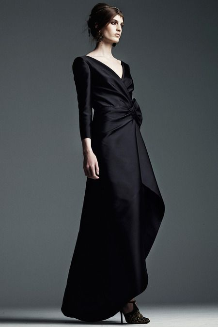 Alberta Ferretti | Pre-Fall 2014 Collection | Style.com #AlbertaFerreti #fashion #style #collection #prefall #2014