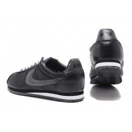 nike mens cortez basic leather/canvas '06 casual shoes all