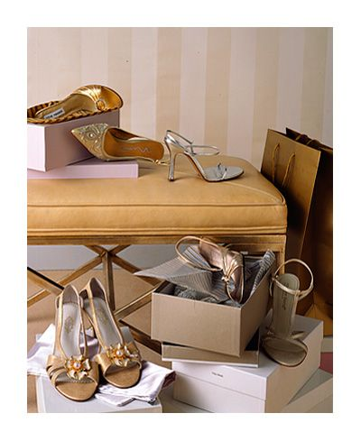 {oh So} Cute: Shoe Storage