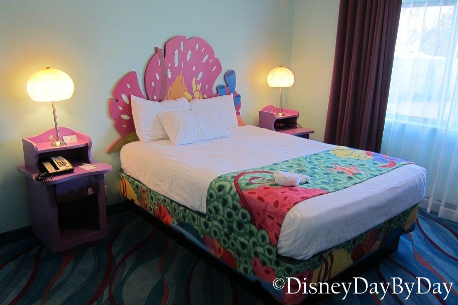 Walt Disney World Lodging Art of Animation Finding