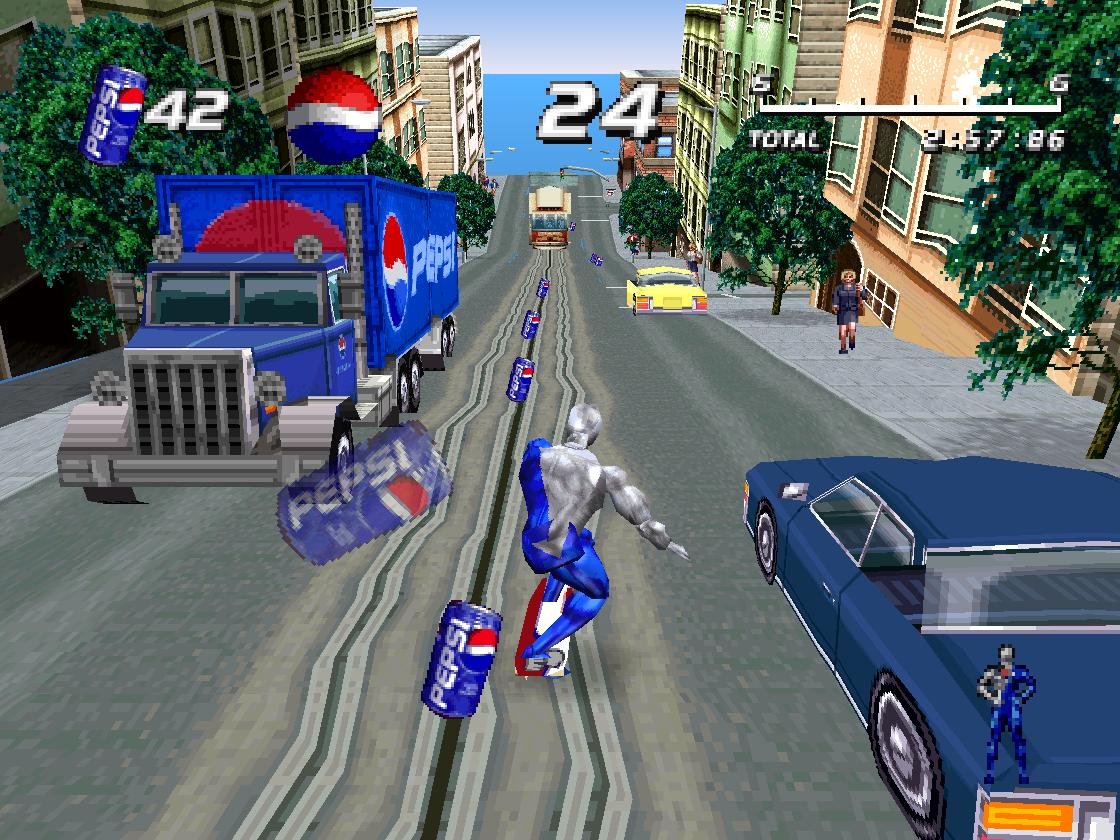 176809 Pepsiman Japan 1491745077 Png 1120 840 Ps1 Games Video Games Playstation