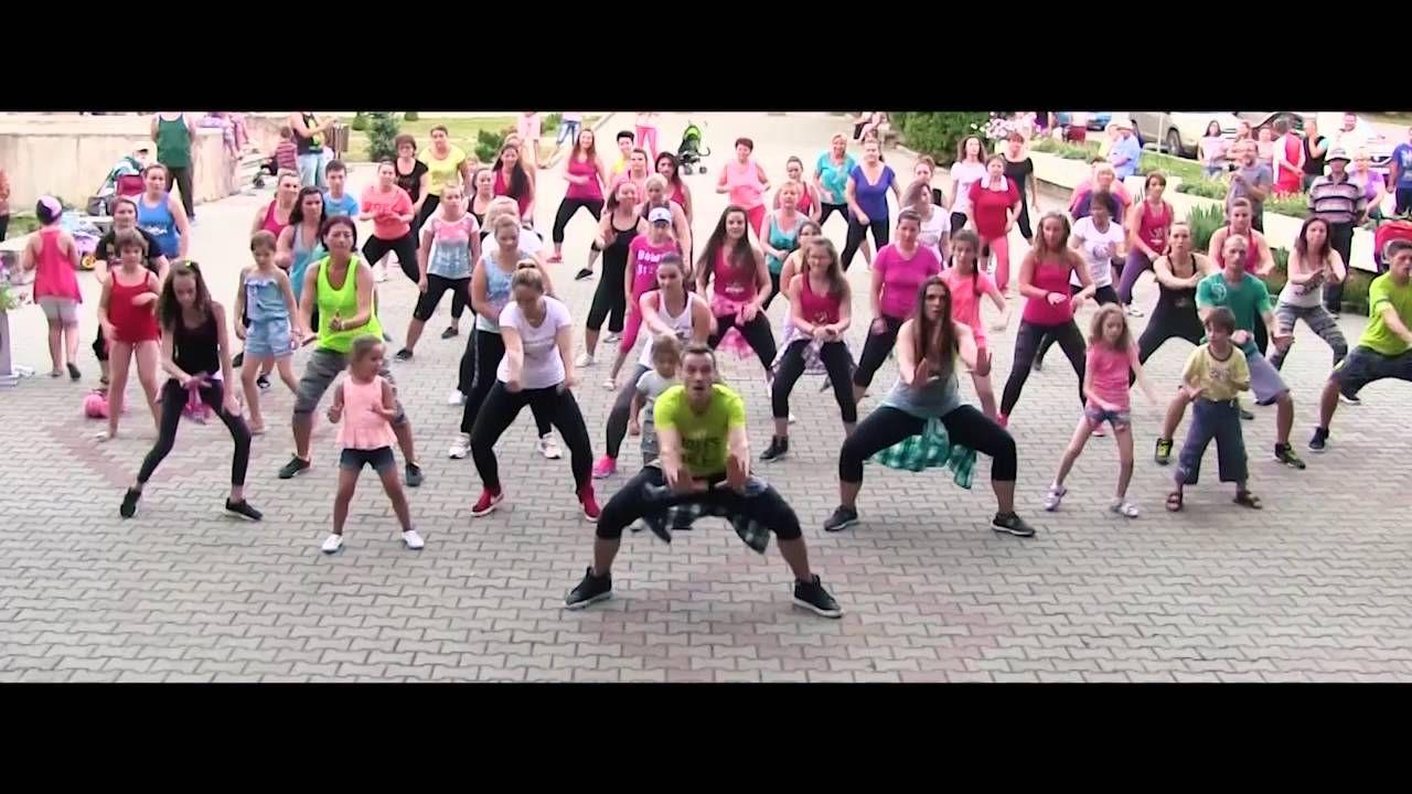 Atomic Te De Campana Dembow Zumba Fitness Choreo By Claudiu Gutu Zumba Workout Zumba Healthy Exercise