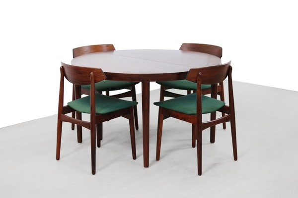 Rosewood Danish Chairs From Skovby Mobler 1960s Set Of 4 For Sale At Pamono In 2020 Danish Chair Chair Mid Century Scandinavian Furniture