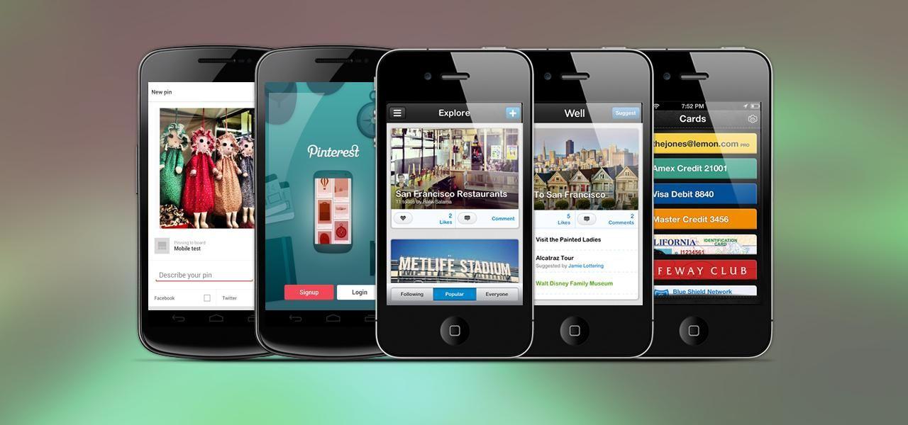 Weekly Apps 11 Abduzeedo Graphic Design Inspiration