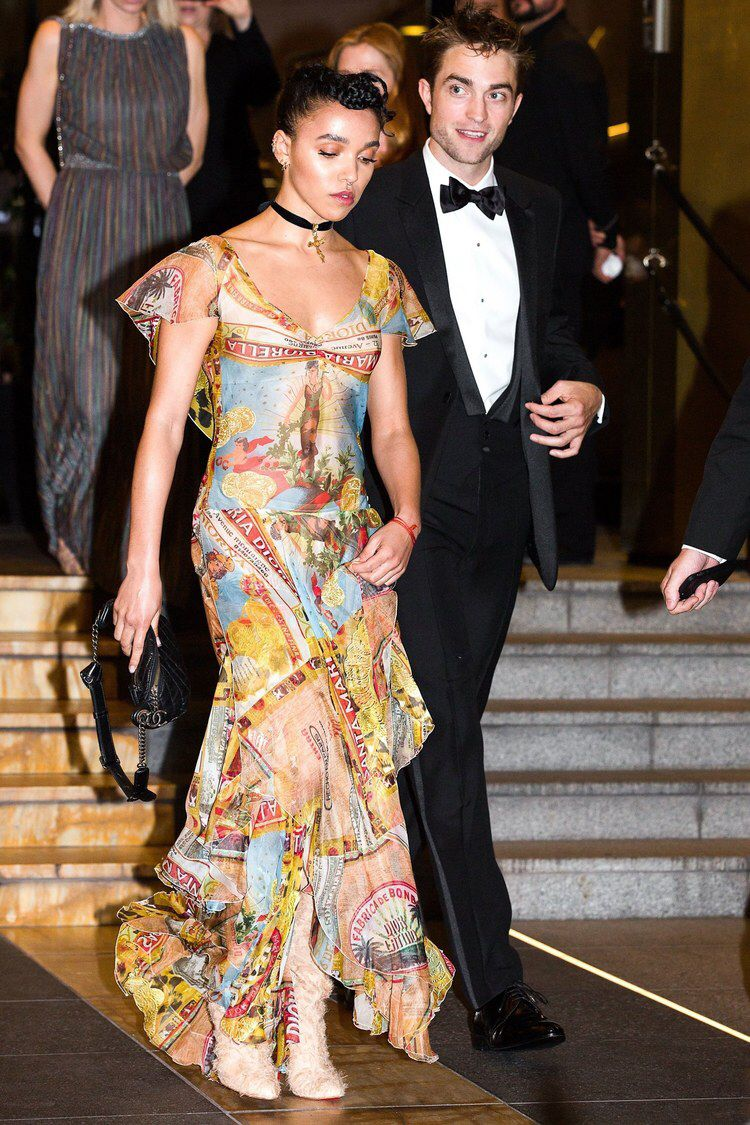 Robert Pattinson and FKA Twigs Take Cannes in HisandHers