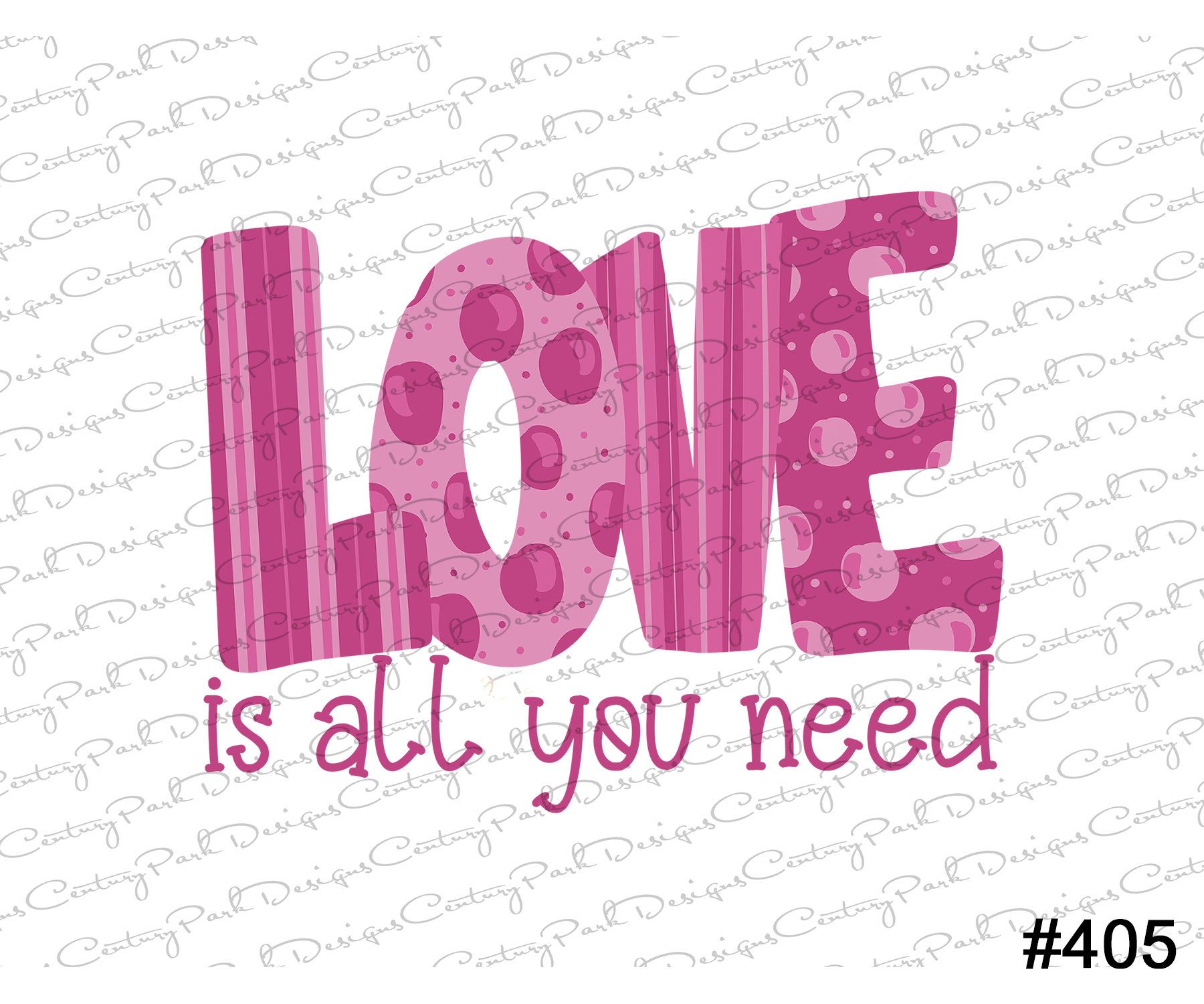 Download Love is all you need Sublimation / Sublimation Transfer ...