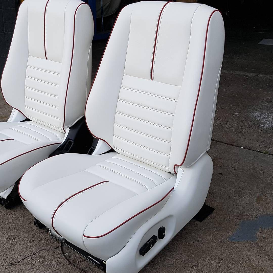 Autoupholstery Motortrimming Ford Classicford Oneoffseat Leatherseats Fundas Para Asientos De Coche Asientos De Autos Tapiceria Automotriz