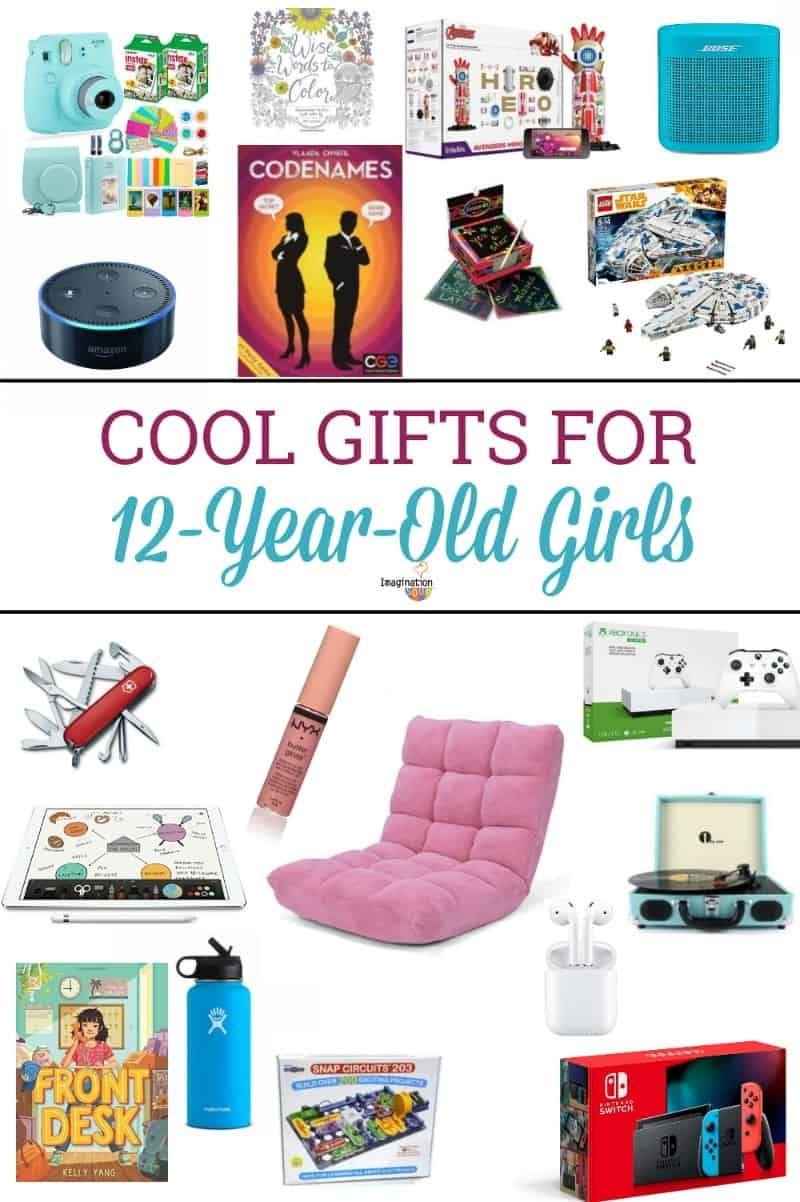 Gifts for 12-Year Old Girls | 12 year old birthday party ideas, 12 year old christmas gifts ...