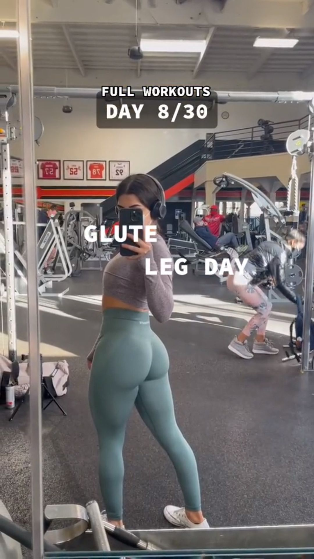 Glutes Workout And Legs Workout For Women