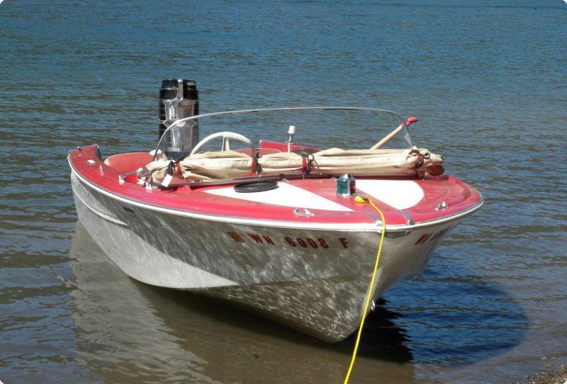 1961 Citation Vintage Glasspar Boats Vintage Boats Boat Cool Boats