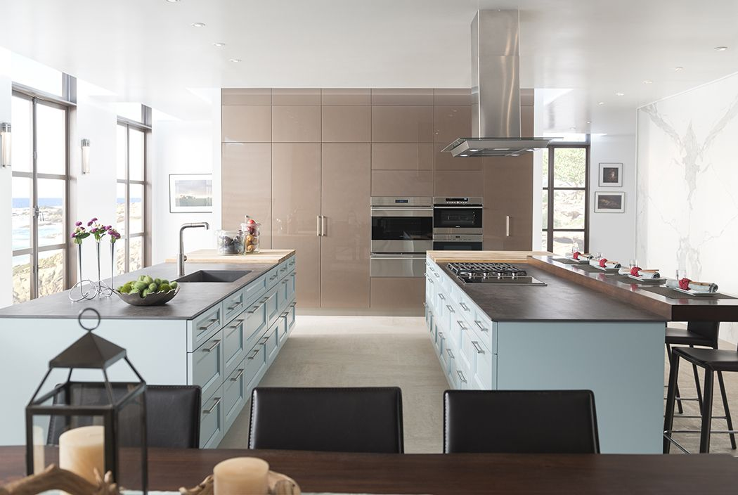 wood mode kitchens ninja kitchen system oceanside by woodmode contemporary expressions pinterest get inspired cabinets created view a tranquil refuge for long weekend or gathering with friends