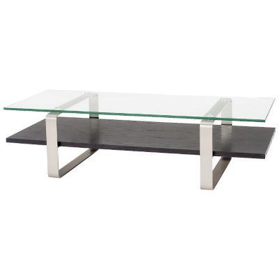 Stream Coffee Table By Bdi Long Coffee Tables Modern Coffee
