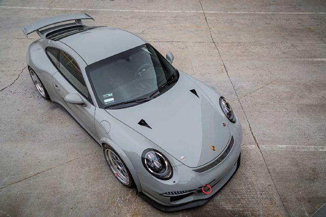 Chris Jurilla's 2015 991 Porsche GT3 w/ Cup Car Accessories via ...