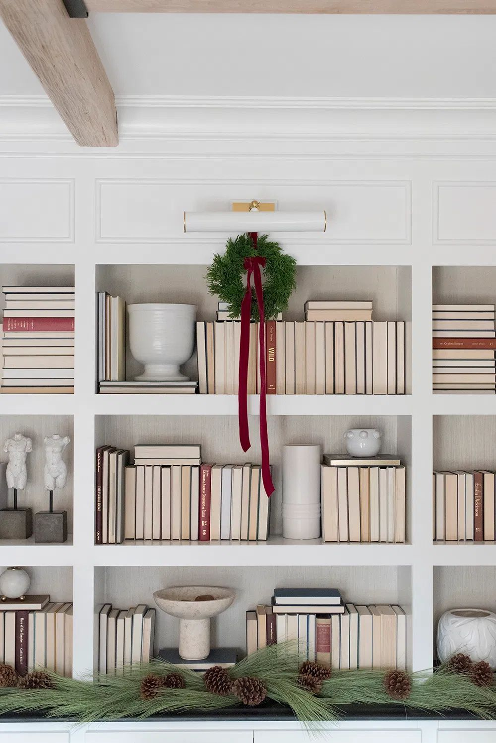 2020 Holiday Home Tour - Room for Tuesday Blog